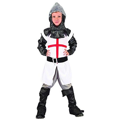 Costume da cavaliere per bambino 4/6 anni (104/116)