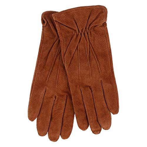 Fritz Nitzsche Handschuhe Größe 40.5 EU Braun (Braun)