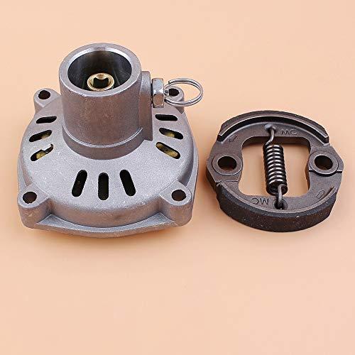 Tiempo Beixi Tapa del Tambor de Embrague del Embrague Kit de Ensamblaje for Honda GX35 GX31 GX35NT HHT31S 35CC Mini Motor de Gasolina de Motor desbrozadora Cortadores