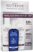 Naturelle Nutri-Ox Starter Kit for Extremely Thin, Chemically-Treated Hair