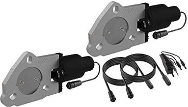 QTP QTEC50 Dual 2.25 2.5 Electric Exhaust Cutout Valves