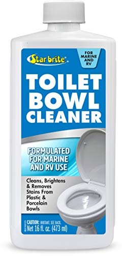 Star brite Toilet Bowl Cleaner - Marine & RV Formula -...