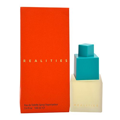 Liz Claiborne Realities By Liz Claiborne For Women. Eau De Toilette Spray 3.4 Oz