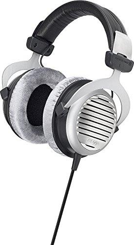 Beyerdynamic DT 990 PRO Circumaural - Cuffie Circumaurale, Cablato, 5-35000 Hz, 96 dB, 3 m, Nero, Grigio