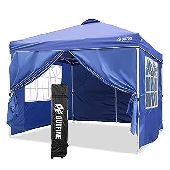 outdoor pop up canopy
