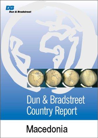 D&B Country Report: Macedonia
