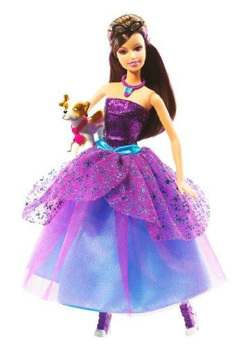 Mattel T5219-0 - Barbie's Modezauber Freundin Marie-Alecia, Puppe