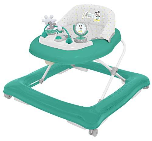 Plastimyr Mickey Geo - Andador, Niños, Color Verde