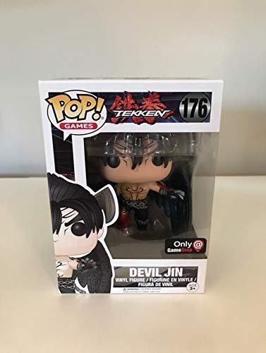 Figura Pop Tekken Devil Jin