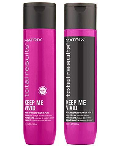Matrix Total Results Keep me Vivid Shampoo 300ml & Conditioner 300ml