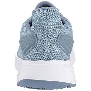 adidas Women's Duramo 9 Running Shoe, raw ash Grey, 8 M US