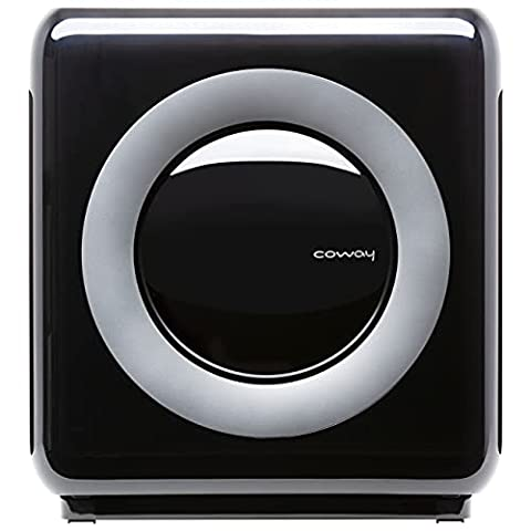 The Coway Might Air Purifier AP-15212HH in Black
