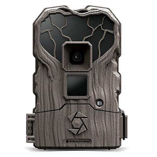 Stealth Cam QS Camera 2IR LED Emitters and FX Shield, Multi, One Size