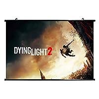 YLWX Poster Dying Light タペストリー 壁飾り インテリア ウォールアート (Color : 4, Size : 60×40cm)