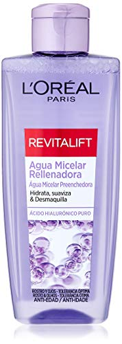 L'Oréal Paris Revitalift Filler Agua Micelar Rellenadora 230 g