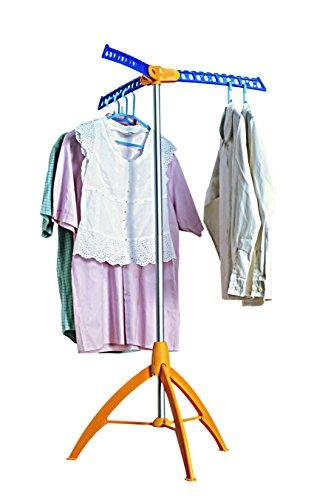 Kitchen Move 947681 Etendoir Parapluie pour Linge ABS/Aluminium Coloris aléatoire