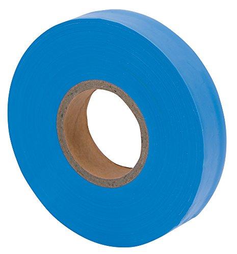 シンワ マーキングテープ 15mm×50m ブルー 1セット(20個)