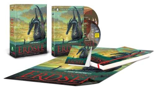 Die Chroniken von Erdsee (Studio Ghibli DVD Collection) [Limited Collector's Edition] [2 DVDs] [Limited Edition]