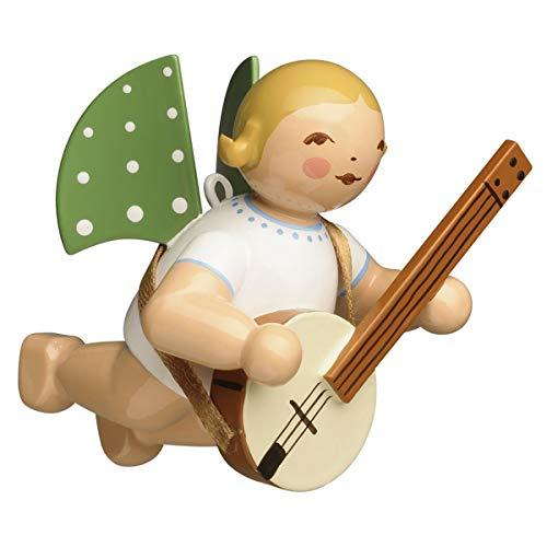 Wendt & Kühn Engel mit Banjo, schwebend
