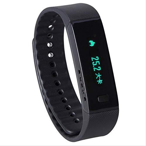 NOBRAND WHSG Smart Sport Armband Waterdichte Stap Tellen Slaap Monitoring Oproep Herinnering Multifunctionele Armband Ondersteuning Wechat Sport Armband