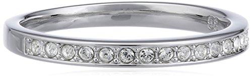 Swarovski 1121068 - Anillo de Metal con Cristal, Talla 18