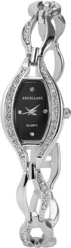 Excellanc Damen-Uhren mit Metallband 152521000017