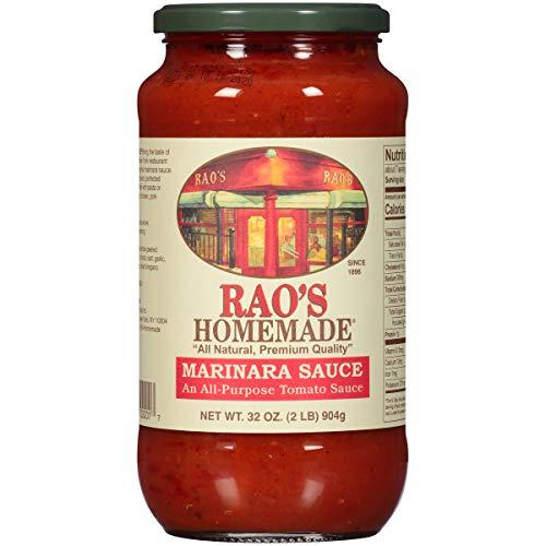 Rao's Homemade Marinara Sauce, No Sugar Added, 32 oz