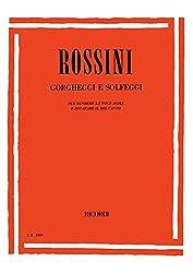 Gorgheggi e solfeggi (Vocalises pour le Bel canto) - Vx/Po