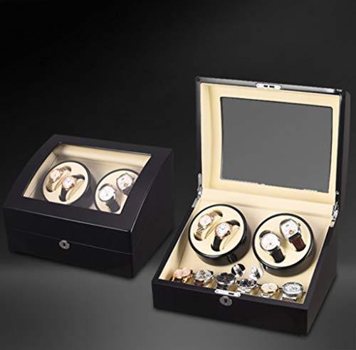 GANG Winder Automático Winder Shake Dispositivo de Reloj, Caja de Reloj, Cambiador de Medidores, Dispositivo de Reloj de Agitación, Cambio de Cadena Superior, Medidor Mecánico, Medi