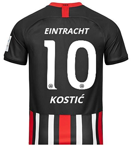 Eintracht Frankfurt Trikot Herren 2019-2020 Home UEL - Kostic 10 (L) - 3
