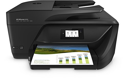 HP OfficeJet 6950 All-in-One Printer, Instant Ink Compatible with 3 Months Trial