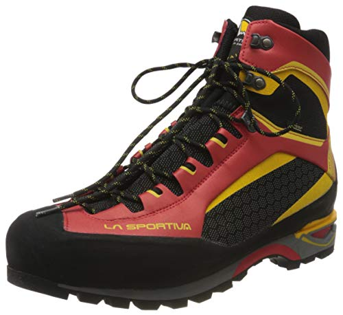 La Sportiva Trango Tower GTX, Chaussures de Randonnée Hautes Mixte Adulte, Multicolore (Red/Yellow 000), 45 EU