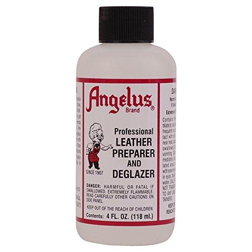 Angelus Preparer-Deglazer für gründliche Reinigung von Glattleder (118ml)