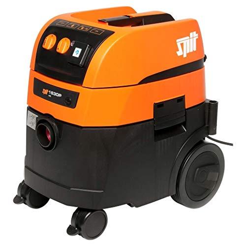 Spit AC 1630P 25L 1600 W zwart, oranje – vacuums (Black, Orange, Dry & Wet, Professional)