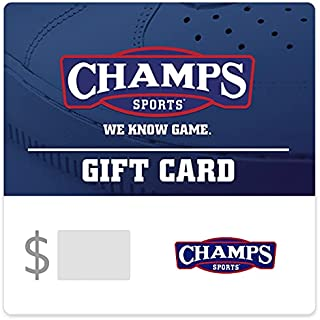 Champs Sports Gift Card - Email Delivery