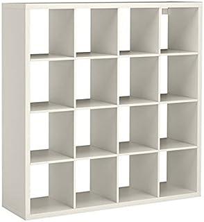 IKEA 302.758.61 قفسه KALLAX ، سفید