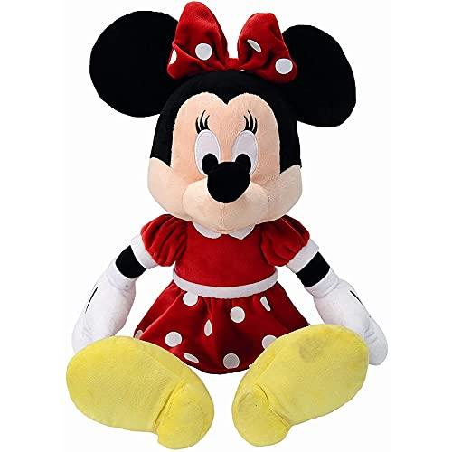 BESTZY Minnie Juguetes de Peluche, Muñeca Infantil Bonitos Peluches Plush Doll Toy, Regalo para Niños (35cm)