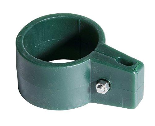 VERDELOOK enkele ring voor modulaire hek, Ø 3,4 cm, groen