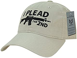 Rapiddominance I Plead 2nd Relaxed Graphic Cap