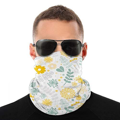 Pillow Socks Suave, Floral De Primavera Vielzahl Kopftuch Armschienen Piratenhut Kopfbedeckung Sturmhaube Für Staub Wind Sonnenschutz
