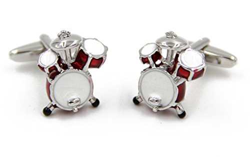 Gudeke Fun Drums Herren Manschettenknöpfe Men's Cufflinks