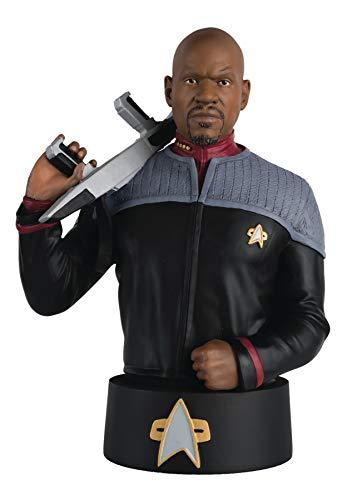 Eaglemoss Star Trek Collector's Busts: #07 Captain Benjamin Sisko Polyresin Bust