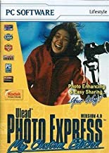 ULead Photo Express 4.0 for Windows 2000/XP