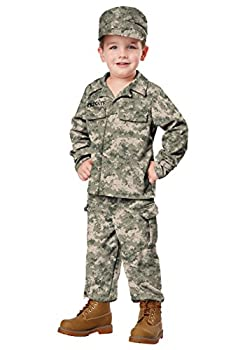 California Costumes Soldier Costume One Color 4-6