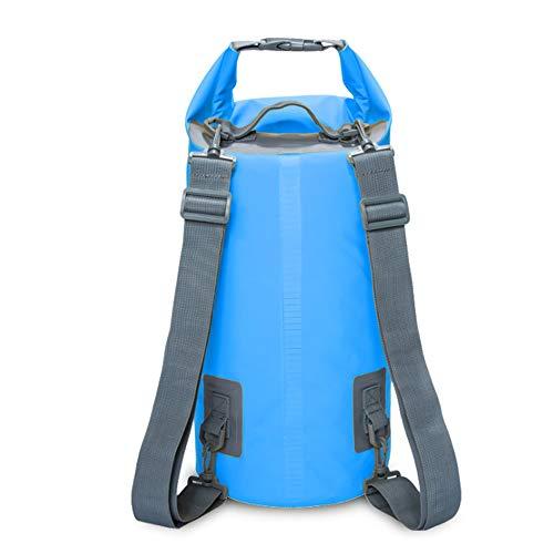 PVC防水バッグボートドライバッグスタッフバッグ防水ボックスダイビングバッグキャンプボートラフティング-...