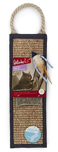 Petlinks Claws Up Hanging Sisal Scratcher   Chewy