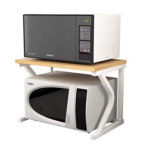 Soporte Impresora Multifunción creativo Impresora Estante doble de superficie de almacenamiento en rack madera for el hogar moderno minimalista multi-capa de rack rack de copia for Office Soportes par