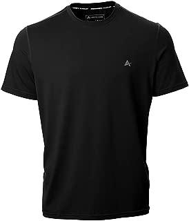 Men's Crew Neck Instant Cooling Short Sleeve Shirt