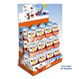Chocolate Kinder Joy with Surprise Inside (24-pack (Boys))