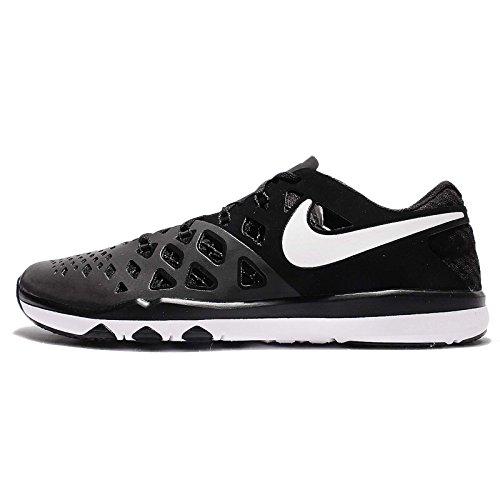 Nike Train Speed 4 - Hiking Schuhe, Herren, Farbe Schwarz (Black/White-Black), Größe 44 1/2